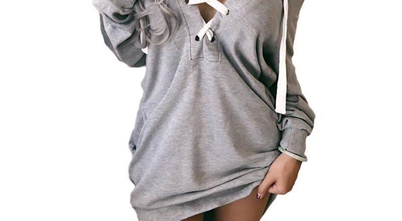 Wanita sexy dengan jaket hoodie - sablon custom jaket hoodie