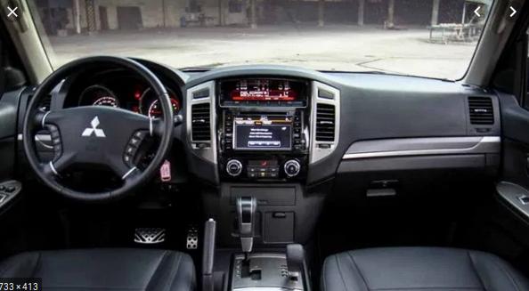 Fitur Tambahan Bagian Dalam Mobil Mitsubishi Pajero Sport