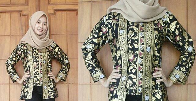 Tips Memilih Model Baju Batik Modern Wanita