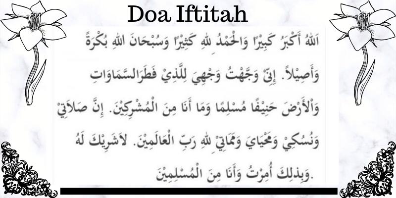 Doa-Iftitah