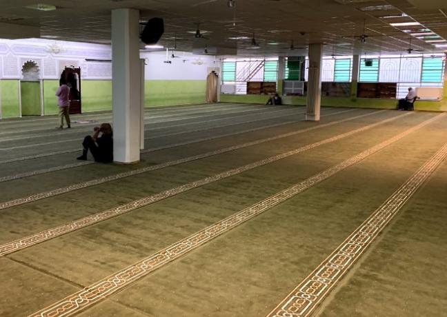 Agen Sajadah Karpet musholah Meteran Di Bekasi