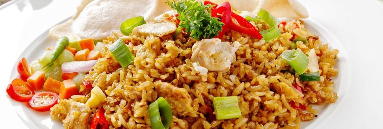 Resep Nasi Goreng rumahan mudah untuk dibuat