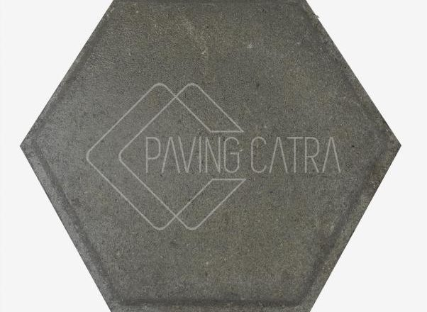 paving block hexagon