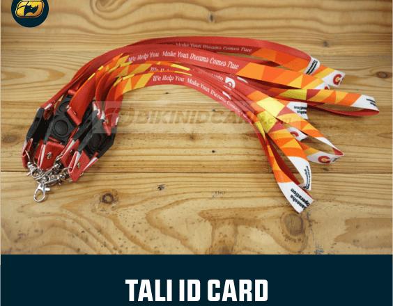gantungan id card