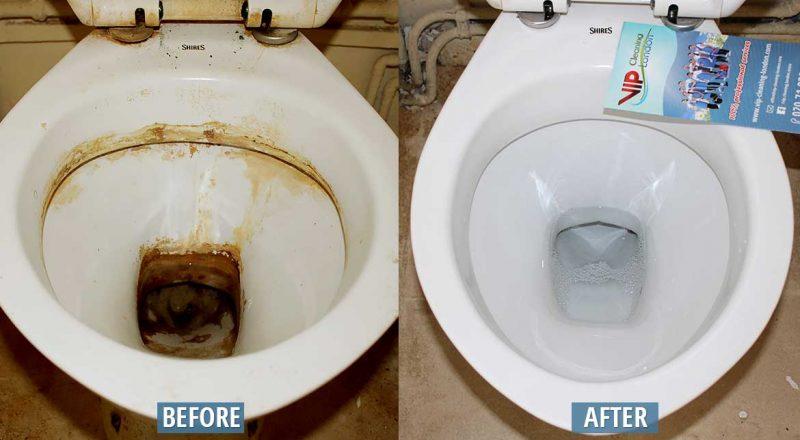 standar kebersihan toilet