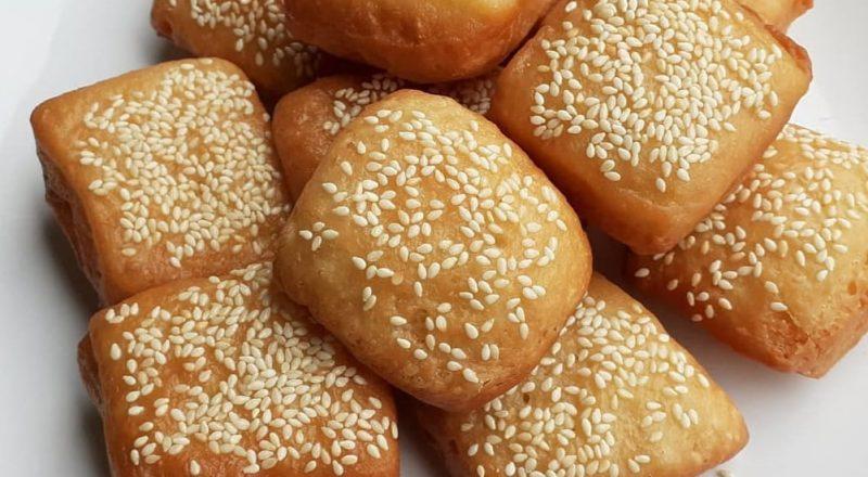 Cara Membuat Roti Goreng Wijen yang Gurih, Lezat dan Praktis