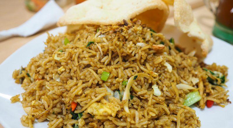 resep nasi goreng mawut kaki lima